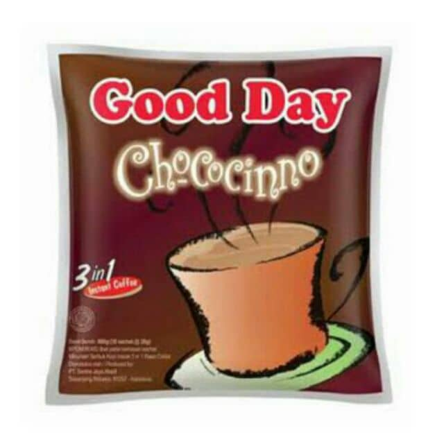 تصویر گوددی مدل Chococinno Good Day Chococinno Nut Coffee mix