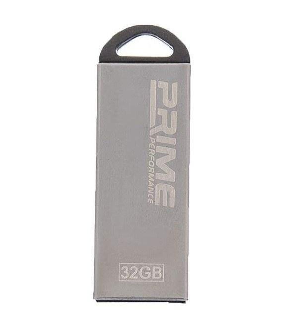 عکس فلش مموری پرایم مدل Metal با ظرفیت 32 گیگابایت فلش مموری پریم Metal 32GB USB2.0 Flash Memory فلش-مموری-پرایم-مدل-metal-با-ظرفیت-32-گیگابایت