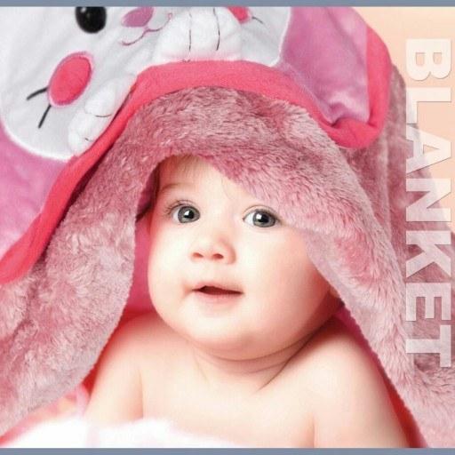 پتو نوزادی مسافرتی  