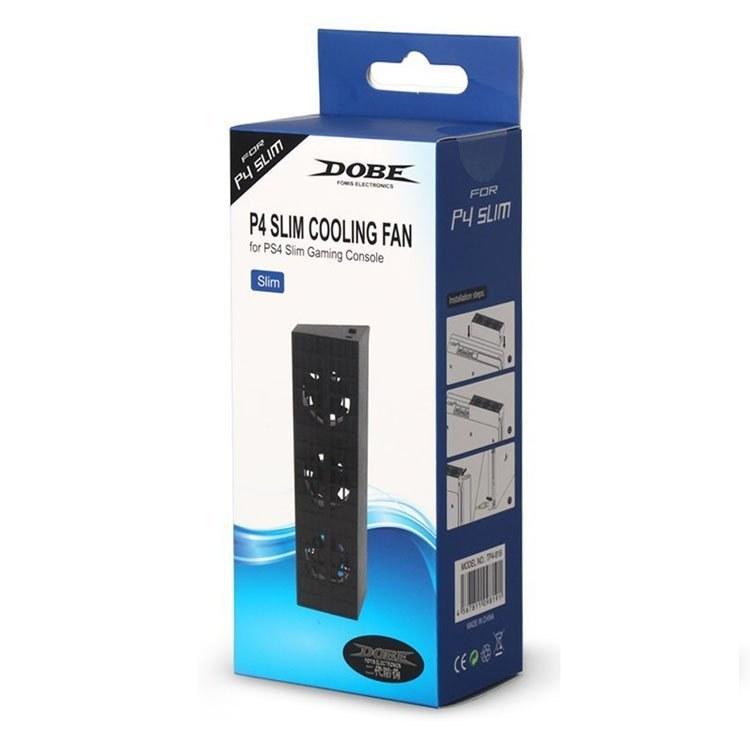 تصویر فن خنک کننده پلی استیشن 4 اسلیم Cooling Fan Playstation 4 Slim - Dobe کد محصول: TP4-819