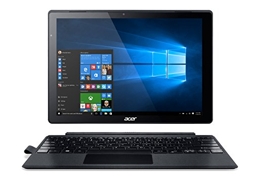"Acer Switch Alpha 12 2-in-1, 12"" QHD Touch, Intel Core i7, 8GB Memory, 512GB SSD, Windows 10 Home, SA5-271-71NX 