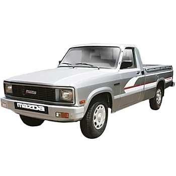 خودرو مزدا وانت دنده ای سال 1395 | Mazda Pickup 1395 MT