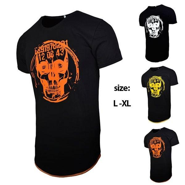 تصویر تی شرت مردانه نخی مدل فشن