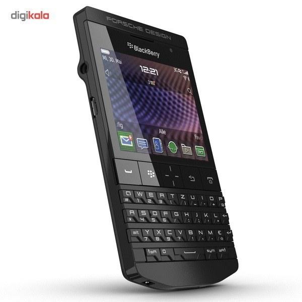 تصویر گوشی بلک بری Porsche Design | ظرفیت ۸ گیگابایت BlackBerry Porsche Design p9981 | 8GB