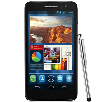 image گوشي موبايل آلکاتل وان تاچ اسکرايب اچ دي 8008D Alcatel One Touch Scribe HD 8008D Mobile Phone