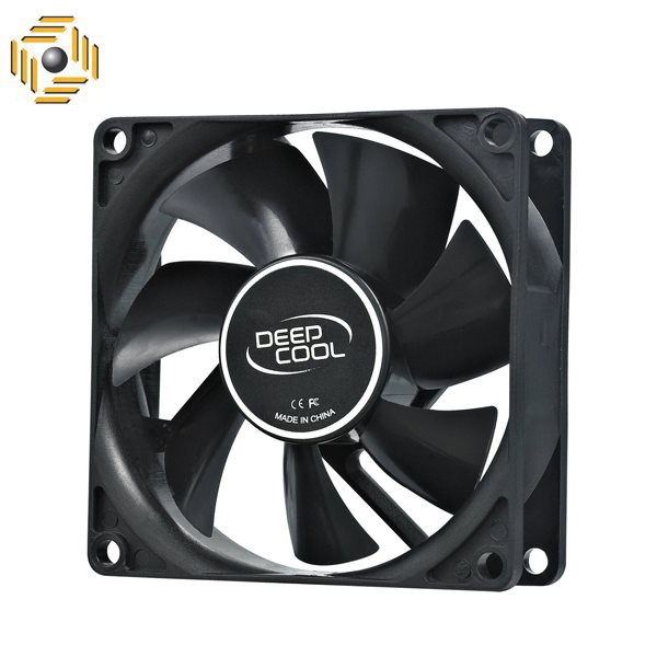 تصویر فن دیپ کول XFAN 80 DEEPCOOL Case Fan XFAN 80