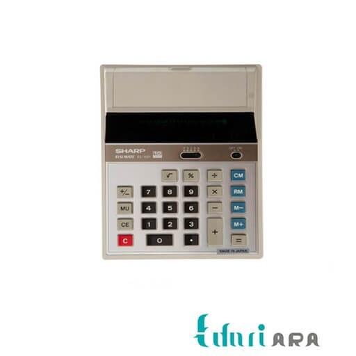 image ماشین حساب شارپ مدل EL-1121