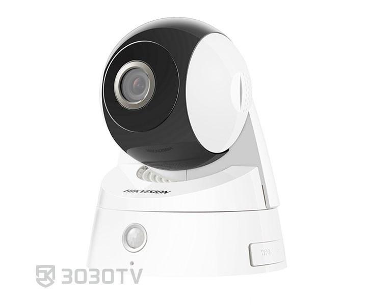 تصویر دوربین تحت شبکه دام 1 مگاپیکسل هایک ویژن مدل DS 2CD2Q10FD-IW Hikvision DS-2CD2Q10FD-IW Network Camera
