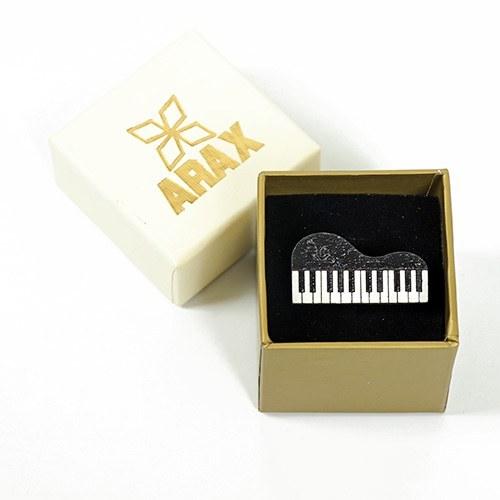 تصویر پیکسل طرح پیانو