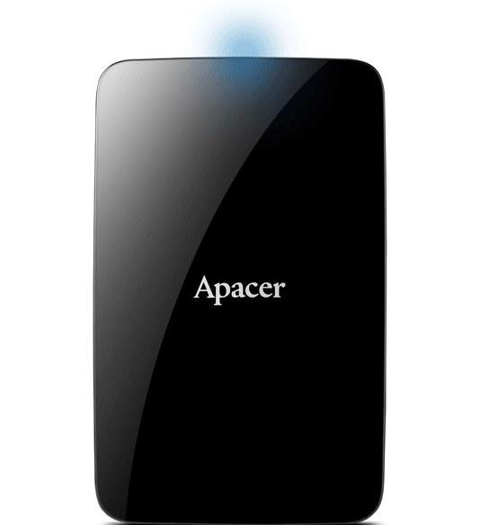 تصویر هارد اکسترنال اپیسر مدل ای سی ۲۳۳ با ظرفیت ۲ ترابایت Apacer AC233 2TB Portable External Hard Drive