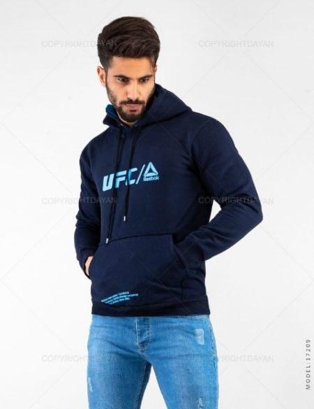 تصویر سویشرت مردانه UFC مدل 17209