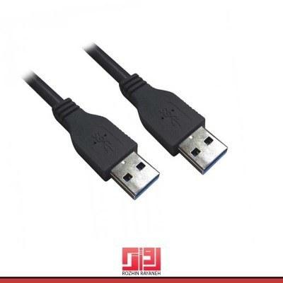 تصویر کابل هارد اکسترنال 2 سر USB3 1متری