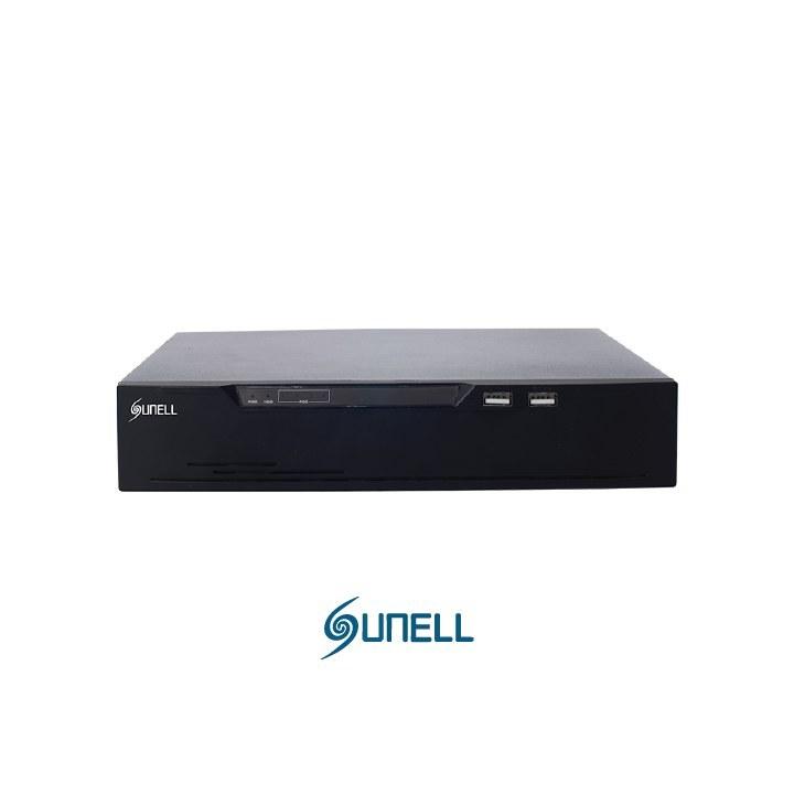 تصویر دستگاه ان وی آر (NVR) سانل مدل SN-NVR2504E1-P4