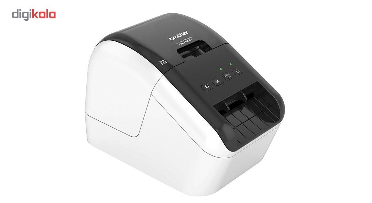img پرینتر لیبل زن برادر مدل کیو ال ۸۰۰ brother QL-800 Labeller Printer