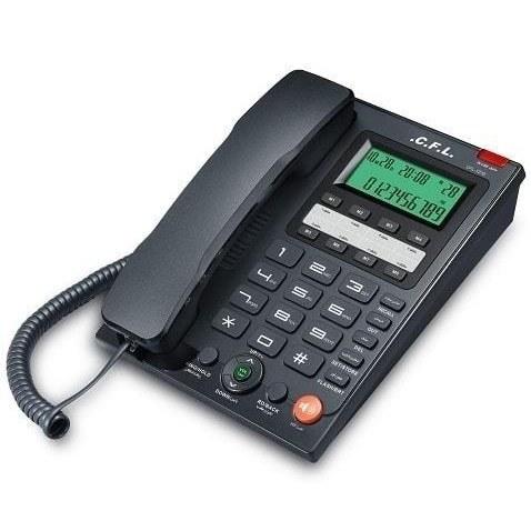 تصویر تلفن رومیزی تیپ تل مدل TIP-1216