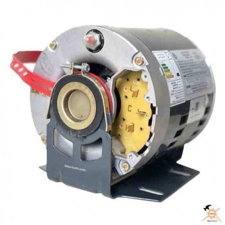 تصویر موتور (دینام) 3/4 کولر آبی 7000 الکتروژن