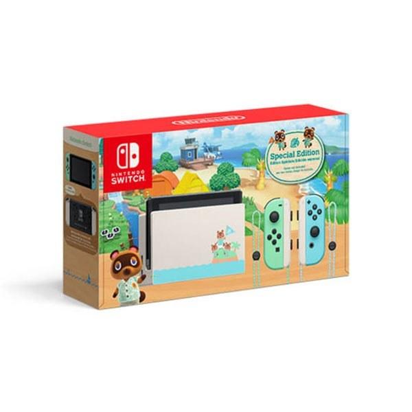 تصویر کنسول بازی نینتندوسوییچ Nintendo Switch Animal Crossing New Horizons
