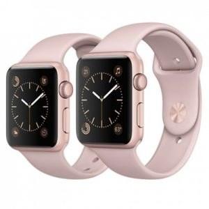 ساعت هوشمند اپل واچ | Apple Watch Series 2 Rose Gold with Pink Sand Sport Band 42mm