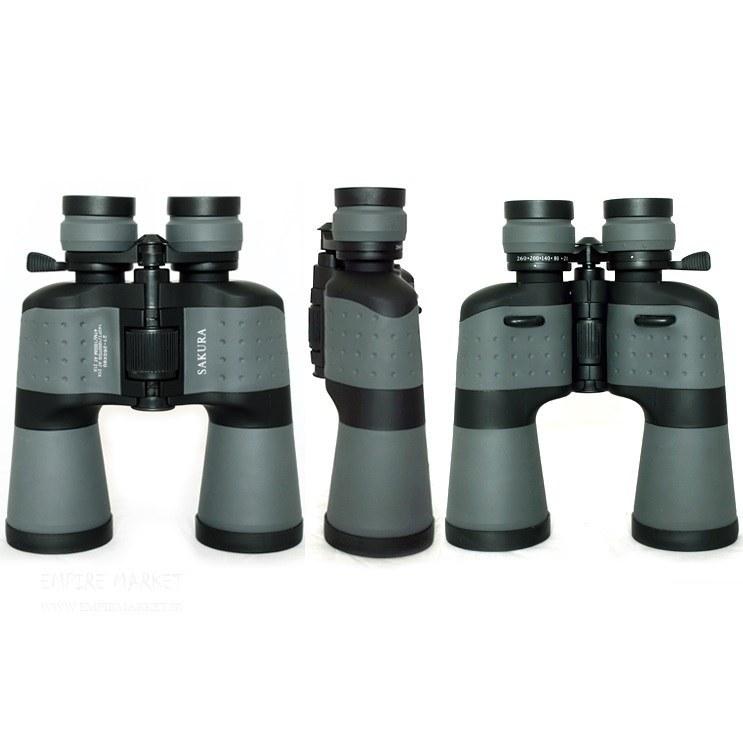دوربین دوچشمی شکاری 60×260 زوم اسپرت ساکورا SAKURA |