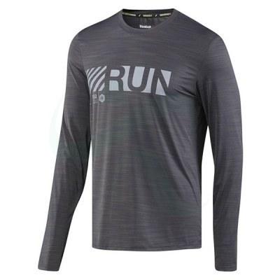 تیشرت مردانه ریبوک Reebok Running Activchill Long Sleeve Shirt BR4375