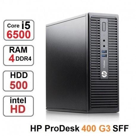 تصویر مینی کیس HP ProDesk 400 G3 Core i5-6500
