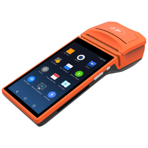 image پوز موبایلی کارت خوان دار فراسو مدل FPS-2850 Farassoo Touch POS Terminal FPS-2850