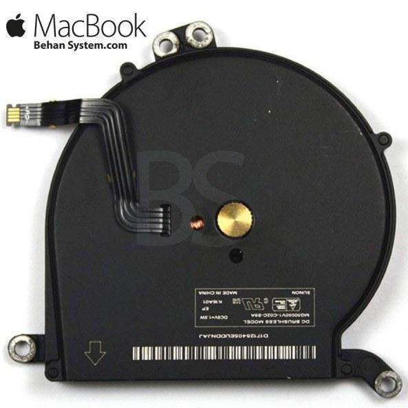 """تصویر فن پردازنده MacBook Air 13"""" A1369 مدل MD508 CPU Fan MacBook Air 13"""" A1369 (Mid 2011) MD508"""