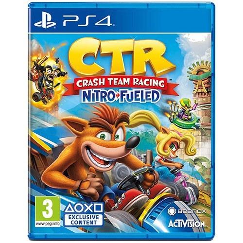 خرید اکانت قانونی (ظرفیتی) بازی Crash Team Racing Nitro-Fueled برای PS4