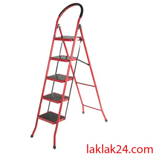 تصویر نردبان 5 پله رونیک