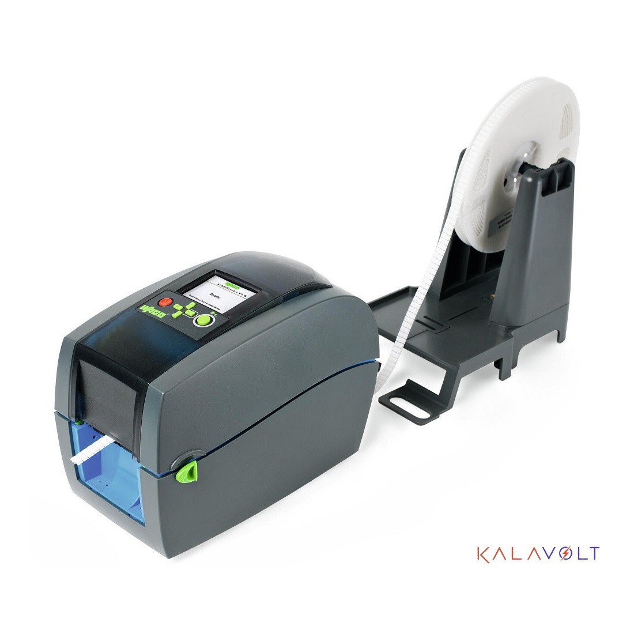 تصویر پرینتر حرارتی هوشمند وگو مدل 5000-258