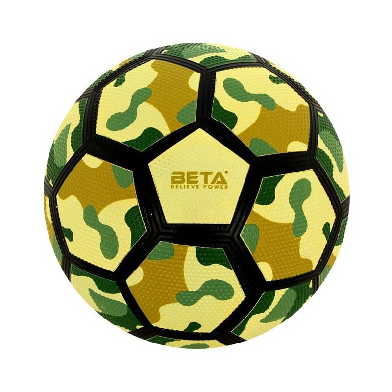 تصویر توپ فوتبال لاستیکی ارتشی