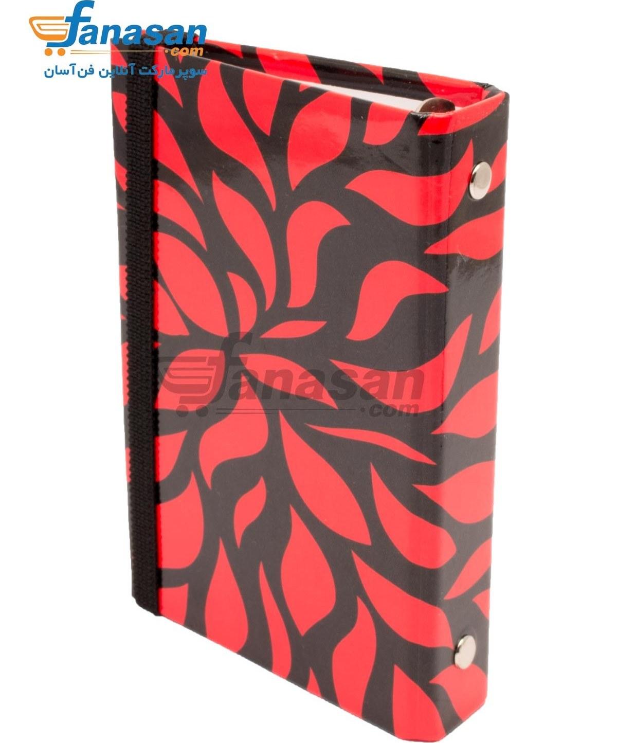 دفتر یادداشت کلاسور کشدار کوچک در طرح های مختلف | Note book kelasor Delayed small