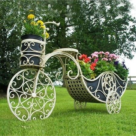 استند گل طرح گلدان سلطنتی