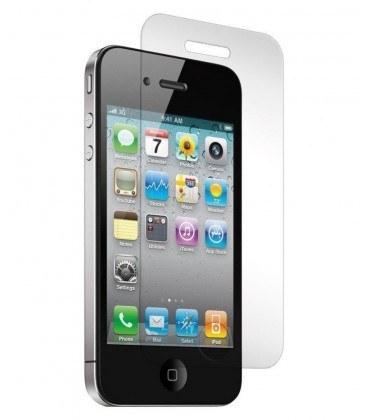 تصویر محافظ صفحه نمایش گلس آیفون Apple iphone 4 - 4s
