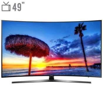 تصویر تلویزیون 49 اینچ سامسونگ مدل KU7975 Samsung TV 49ku7975