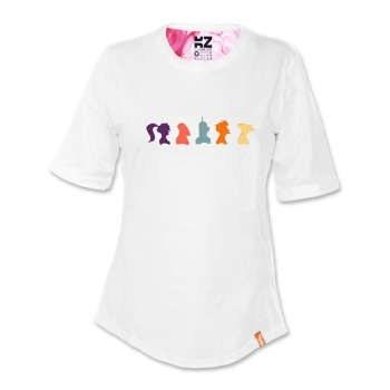 تی شرت زنانه کارزان کد KZ-TS-WW-54 |