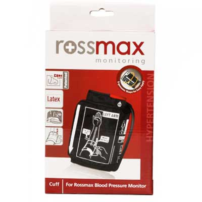 عکس کاف فشار سنج رزمکس ROSSMAX CUFF  کاف-فشار-سنج-رزمکس-rossmax-cuff