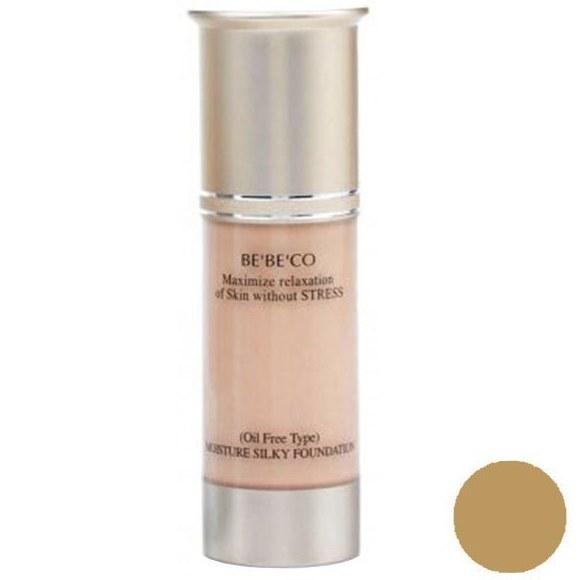 کرم پودر ببکو سری Alfredo مدل moisture silky حاوی ++SPF30PA شماره 408