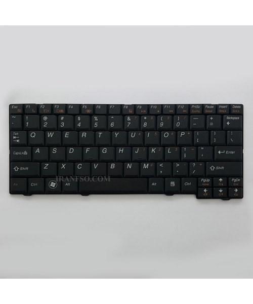 تصویر کیبرد لپ تاپ لنوو IdeaPad Mini S10-2 مشکی
