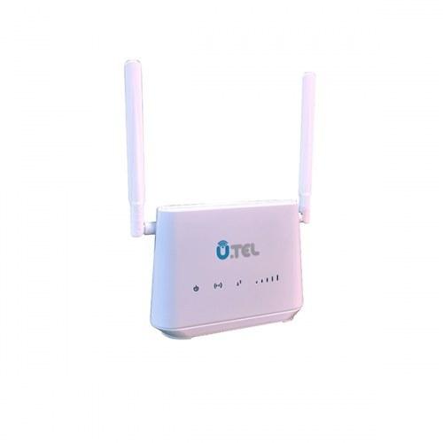 تصویر مودم روتر یوتل L443 4G LTE U.TEL L443 4G LTE Modem Router