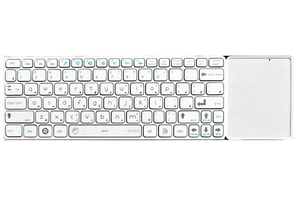 تصویر کیبورد بیاند FCR-6800RF Beyond Touch Pad FCR-6800RF Wireless Keyboard