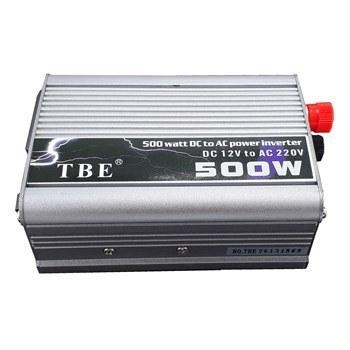 مبدل برق خودرو  TBE مدل 12V-TO-220V-500W
