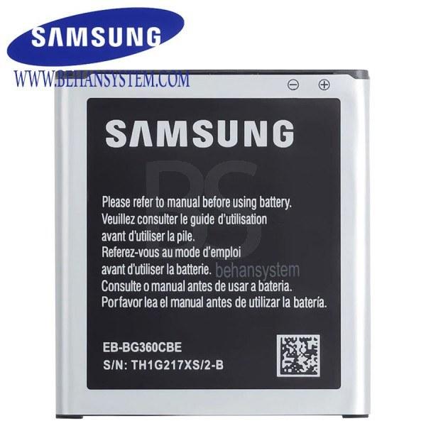 تصویر باتری موبایل اصلی Samsung J2 Samsung Galaxy J2 Original Battery