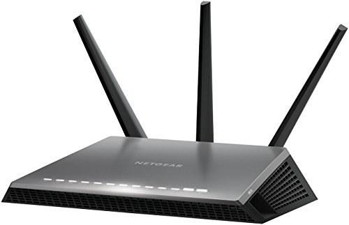 main images Netgear Nighthawk D7000 ADSL2 Wifi Ethernet / LAN Bi-band Noir