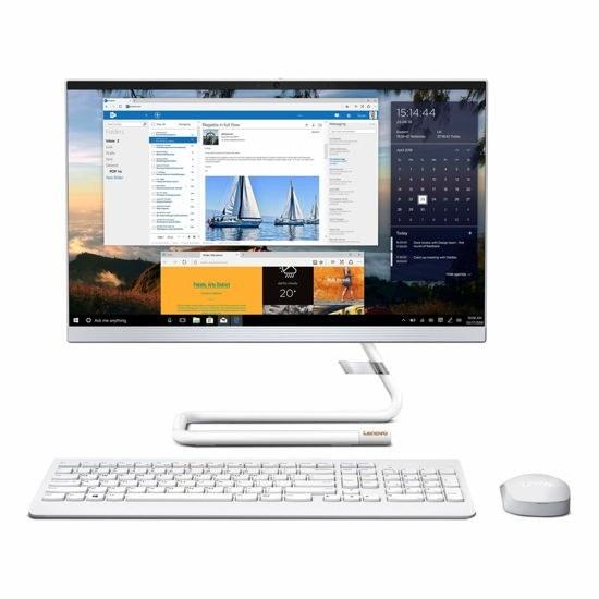 main images کامپیوتر همه کاره 21.5 اینچی لنوو مدل Lenovo A340-DNAX Non Touch Lenovo A340-DNAX Non Touch 21.5 inch All-in-One PC