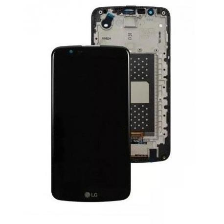 تصویر تاچ و ال سی دی گوشی موبایل LG K10 2016-k430