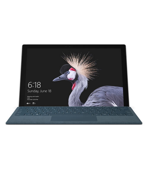تبلت مایکروسافت مدل Surface Pro 2017  Core i7 8GB 256GB- D | Microsoft Surface Pro 2017 Core i7 8GB 256GB - D - Tablet