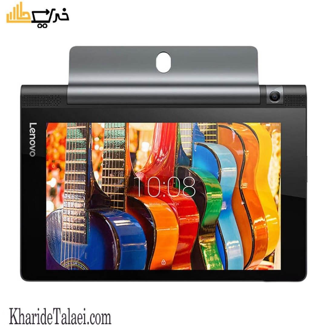 تصویر تبلت لنوو یوگا تب 3 مدل 8 اینچی YT3-850M ظرفیت 16 گیگابایت 4G کانفیگ B Lenovo Yoga Tab 3 8.0 YT3-850M - B - 16GB Tablet