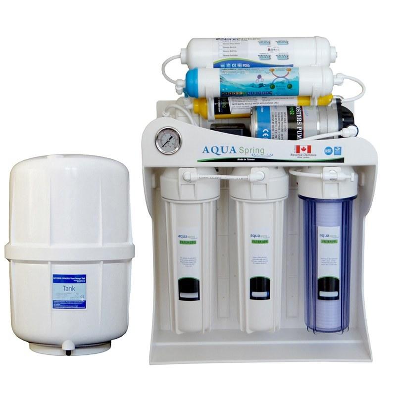 دستگاه تصفیه کننده آب آکوآ اسپرینگ مدل AQ-SF2500