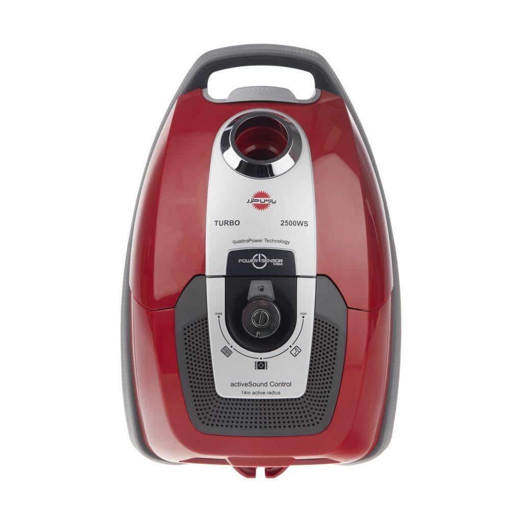 تصویر جاروبرقی پارس خزر مدل Turbo 2500WS Pars Khazar Turbo 2500WS Vacuum Cleaner